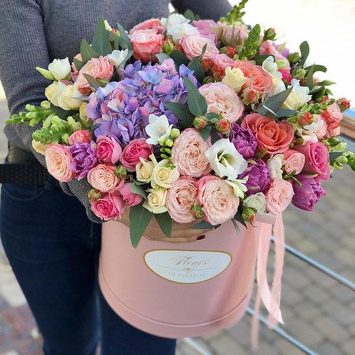 Цветы в коробке - 76