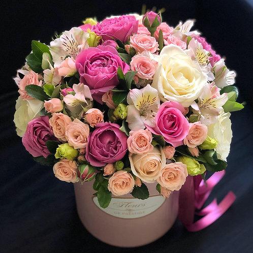 Цветы в коробке - 77