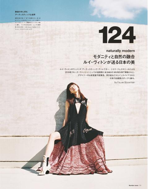 Numero Magazine  / Louis Vuitton