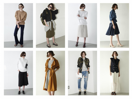 MOUSSY February look book