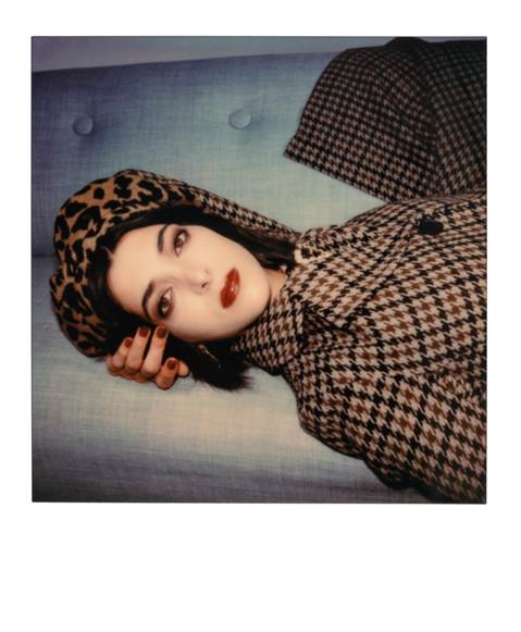 Creative Director / Yukari Ota Photographer : Maripole Hair Make up : Bryan Zaragoza Nailist : Elina Ogawa  Model : Soko. Calmen Julia