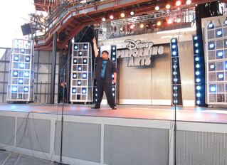 Disneyland Performance Reflection by Andrew