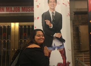 NYC Post Trip Blog: Brandy