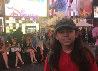 NYC Post Trip Blog: Ethan