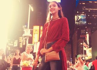 NYC Post Trip Blog: Kylie