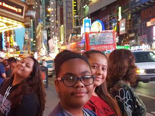 NYC Post Trip Blog: Kai