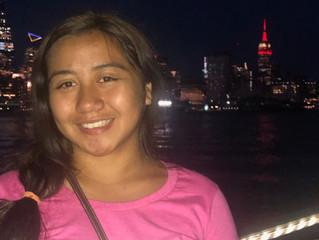Alexis: Post NYC Trip Blog
