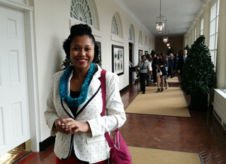 Women of Soul White House: Bailey's Reflection