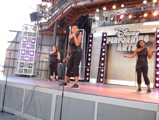 Disneyland Performance Reflections by Bailey