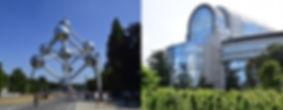 Free tour del Atomium y del Barrio Europeo - Bravo Discovery - Bruselas
