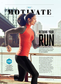 Self Magazine- October 2014