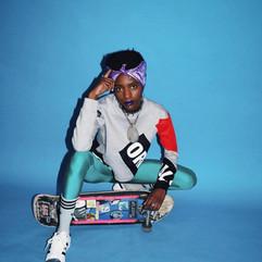 Adidas Originals featuring The Skate Kitchen