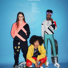 Adidas Originals featuring The Skate Kitchen