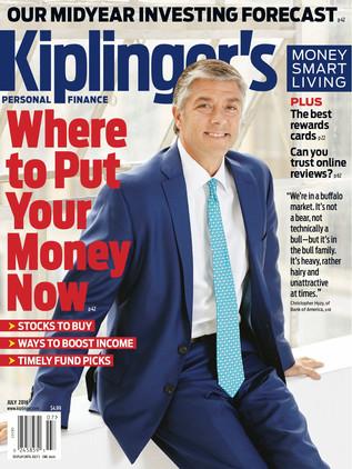 Cover: Kiplinger's Magazine
