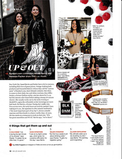 Self Magazine: January 2015
