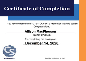IATSE Training Trust Safety Certification
