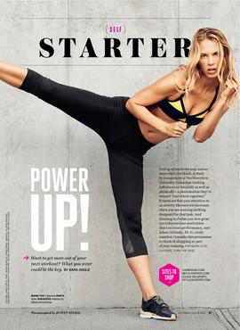 Self Magazine- November 2014