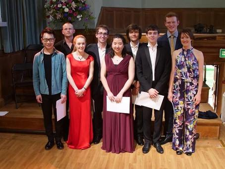 Tunbridge Wells International Young Concert Artists Competition