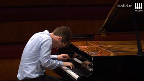Leeds International Piano Competition & beyond