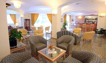 salotto hotel hermitage ischia