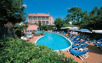 piscina Best western Regina Palace Ischia