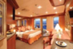 cabina con balcone costa fascinosa