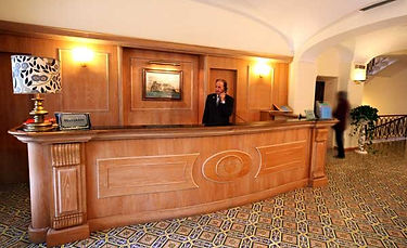 check in hotel hermitage ischia