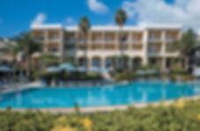hotel hermitage piscina