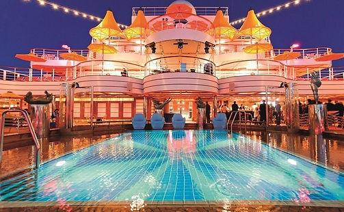 costa fascinosa piscina