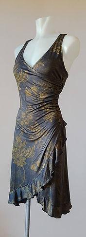 abbigliamento da tango argentino elegante