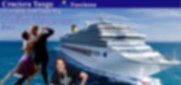 crociera tang su costa fascinosa, tango cruise, vacanza tango
