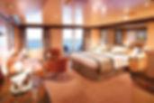 cabina con balcone costa diadema