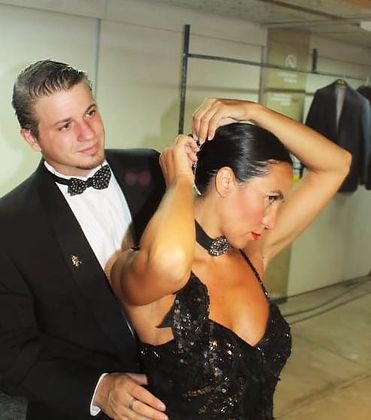 carina calderon, alfredo astesiano, maestri di tango argentino, scuola di tango