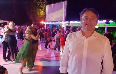 edemondo bertolucci, capannina di viareggio, tango passione, crociera tango