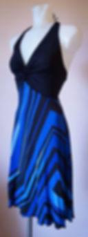 abiti da tango donna elegante