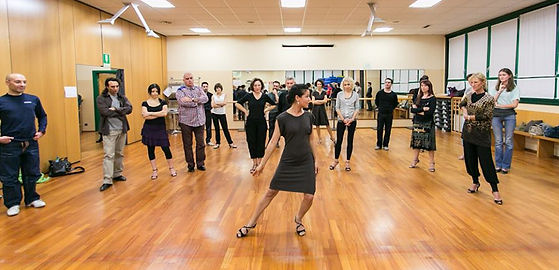 stage di tango con yailet suarez