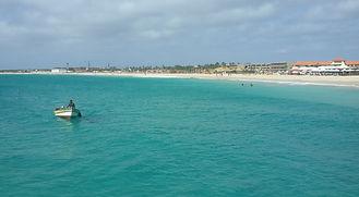 tango vacanza a capo verde, spiaggia di capo verde