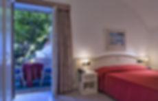 camera da letto Best western Regina Palace Ischia