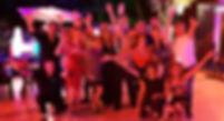 gruppo tangueri, allievi scuola tango, lezion di tango