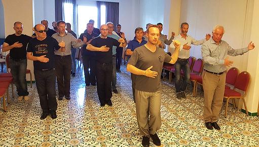 lezione di tango argentino, alberto bersini a lezione di tango, tecnica maschile
