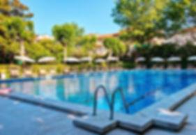 piscina Gran Hotel Royal Viareggio