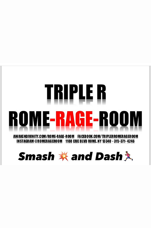 Smash and Dash For 2 Gift Certificate