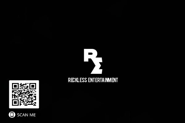 reckless entertainment qr code and poate