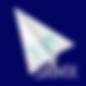 SRMX_logo_blue_512white-paper-airplane-p