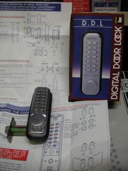 機械式密碼鎖2