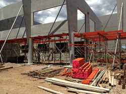 industrial warehouse formwork