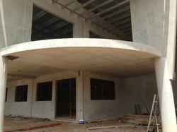 industrial concrete work