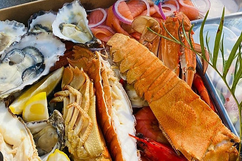 Seafood Box for 2 with Morton Bay Bugs
