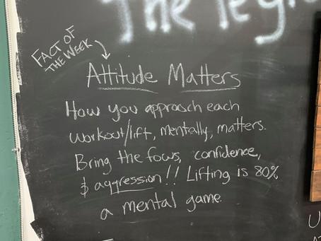 FOTW 04.22.21 - Your Attitude Matters