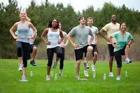 Free Outdoor Fitness - 8/26 @ 9:00 am (Strother Park)